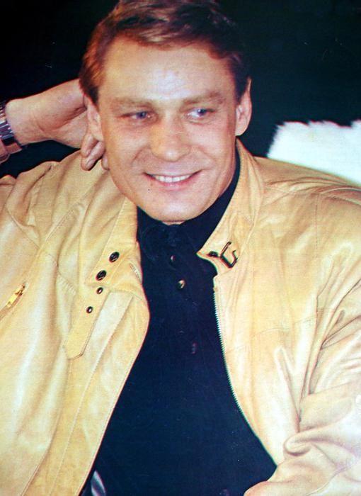 Олександр михайлов: біографія, фільми, особисте життя актора