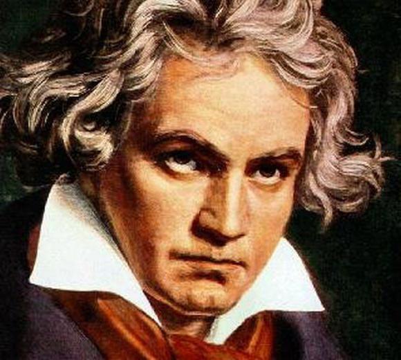 л Бетховен біографія