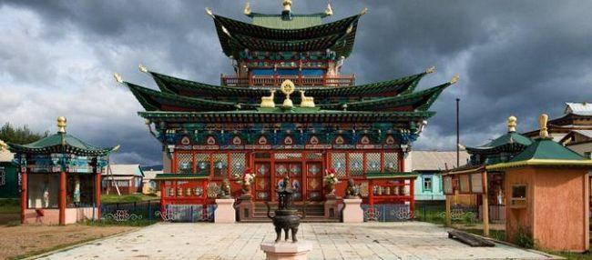 Буддизм в россии. Народи росії, які сповідують буддизм