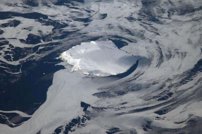 Буве: острів в атлантичному океані