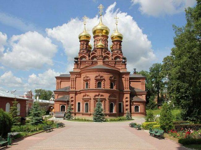 Чернігівсько-гетсиманський скит трійці-сергієвої лаври: опис