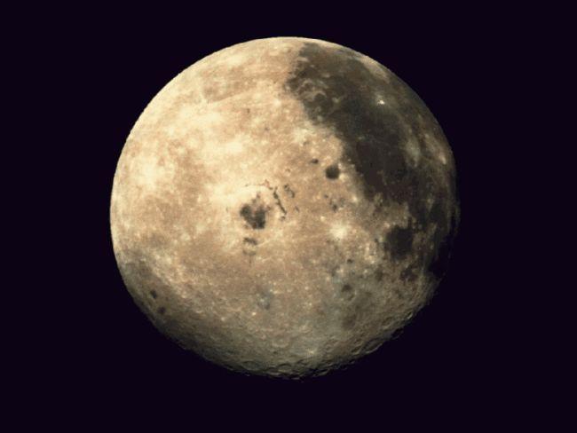Що на зворотному боці місяця