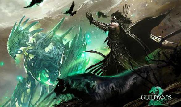 Guilds war 2: огляд можливостей гри