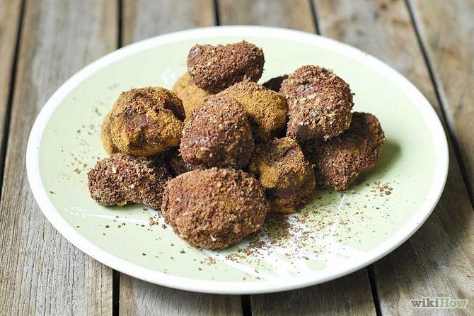 Зображення з назвою Make Chocolate Truffles Intro