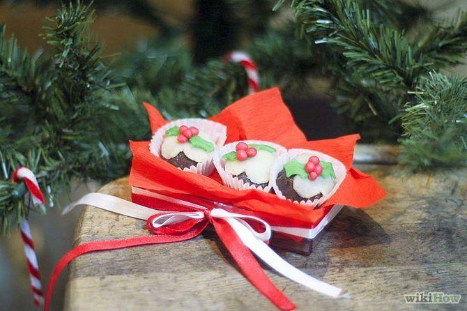 Зображення з назвою Make Christmas Pudding Truffles Intro