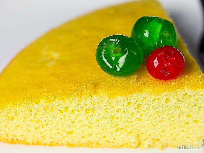 Зображення з назвою Make an Easy Sponge Cake Step 9