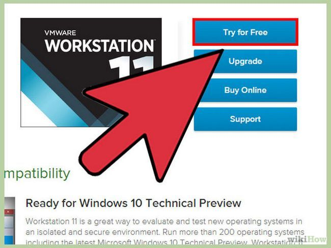 Зображення з назвою Use VMware Workstation Step 2