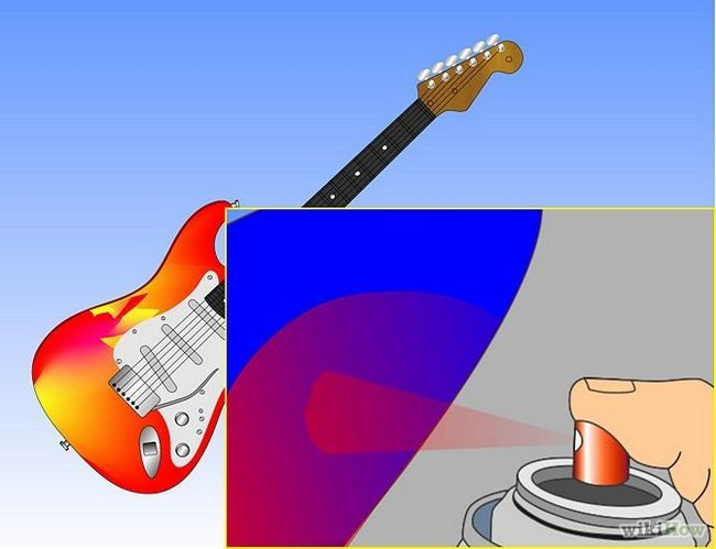 Зображення з назвою Custom Paint Your Electric Guitar Step 19