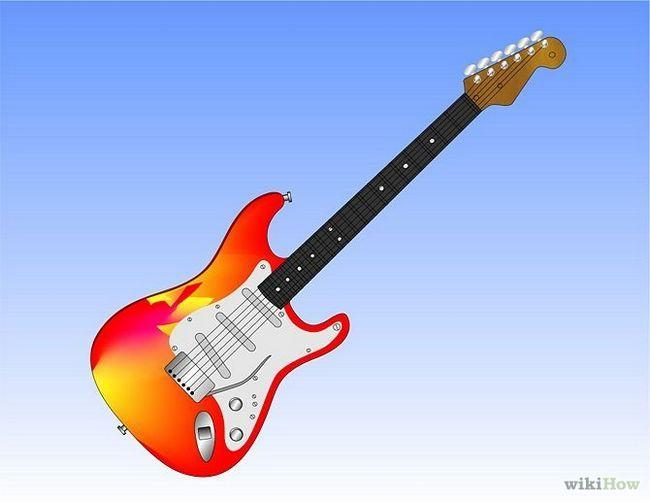 Зображення з назвою Custom Paint Your Electric Guitar Intro