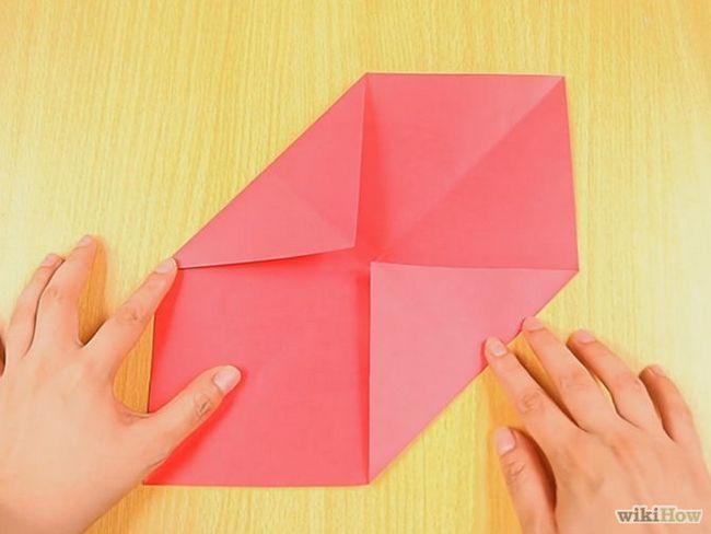 Зображення з назвою Make an Origami Pocket Heart Step 3