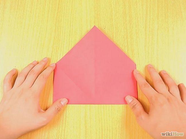 Зображення з назвою Make an Origami Pocket Heart Step 4