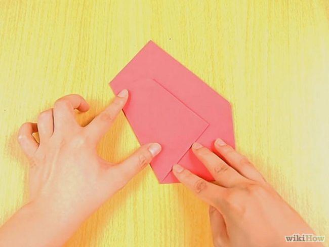 Зображення з назвою Make an Origami Pocket Heart Step 5