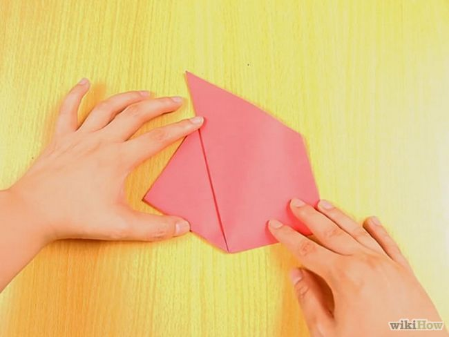 Зображення з назвою Make an Origami Pocket Heart Step 7