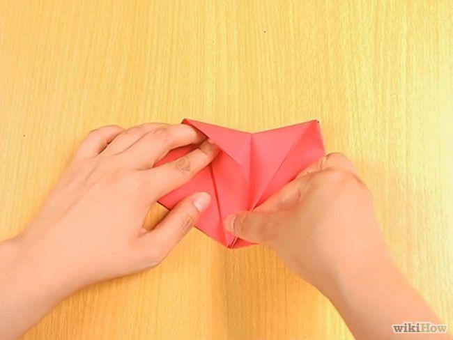 Зображення з назвою Make an Origami Pocket Heart Step 8