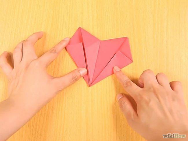 Зображення з назвою Make an Origami Pocket Heart Step 9