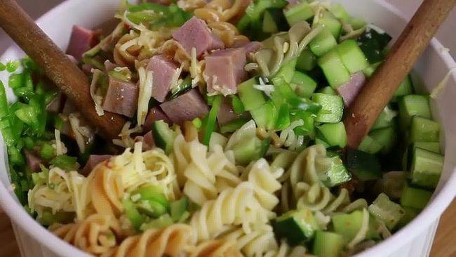 Зображення з назвою Make Pasta Salad Step 7 preview