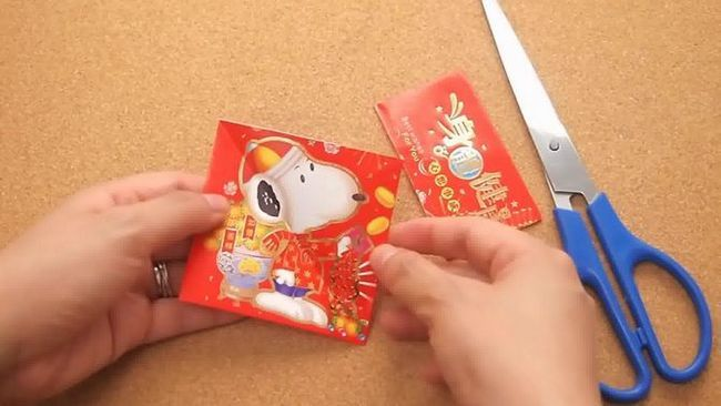 Зображення з назвою Make a Fish from a Chinese Red Packet Step 2 preview