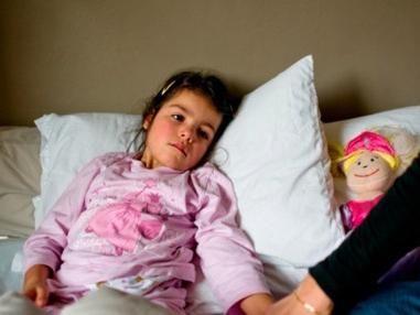 гострий бронхіт у дітей симптоми