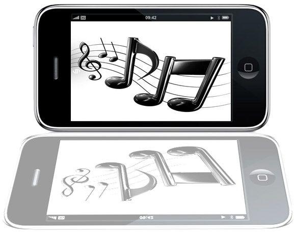 Як закачати мелодії на айфон