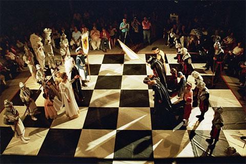 заходи до міжнародного дня шахів