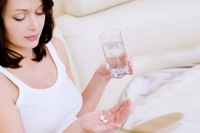 нежить при вагітності 1 триместр