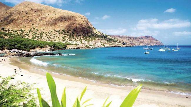 Острів зеленого мису, або кабо верде