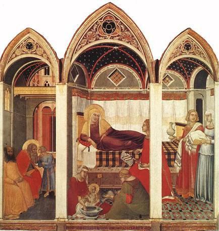 Різдво богородиці. Ікона і іконографічна традиція свята
