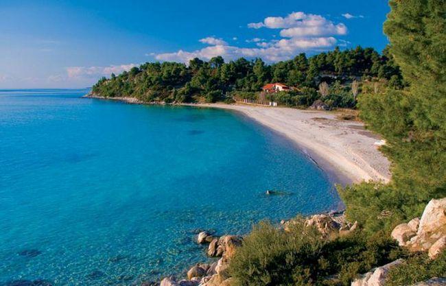 Ситония (греція): відгуки туристів. Готель