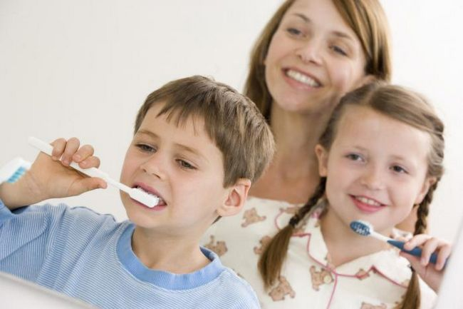 зубна паста без фтору список