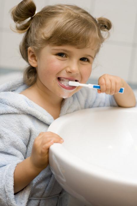 зубна паста без фтору список Україна