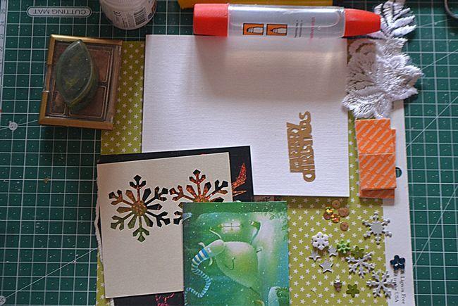 Як зробити новорічну листівку своїми руками
