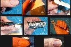 Інструкція по зняттю нарощених нігтів