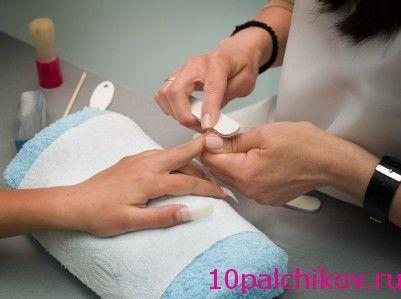 Робота з вже нарощеними нігтями - досить трудомісткий і кропіткий процес!