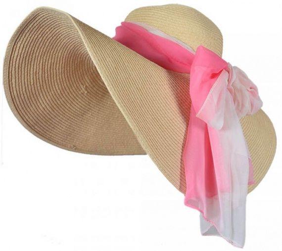 Солом`яний капелюшок незамінна влітку