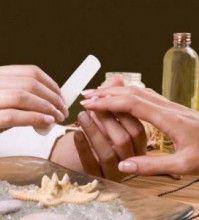 корекція нігтів