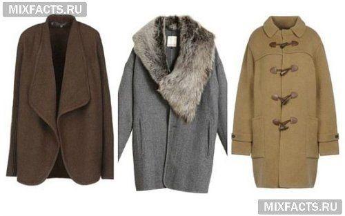 Форма пальто-кокон і керівництво, як його пошити