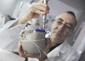 Вчені створили штучне серце