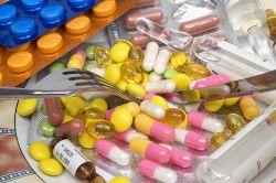 Лікування гастриту препаратами
