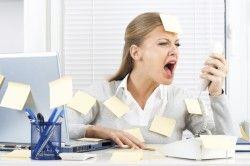 Стрес - причина гастриту