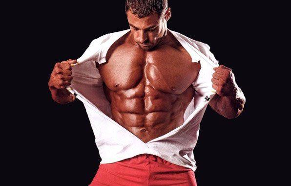Ефективна дієта для рельєфного преса чоловіків