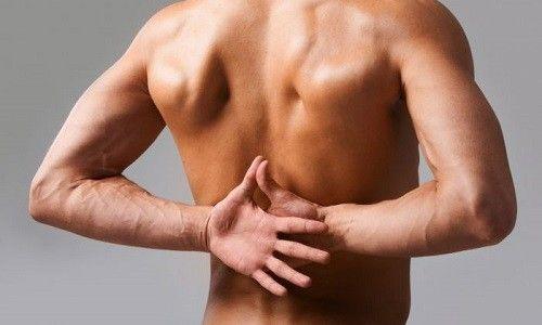 Ефективні вправи при болях в спині