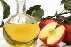 Яблучний оцет для приготування лосьйону