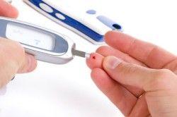 Вимірювання рівня цукру за допомогою глюкометра