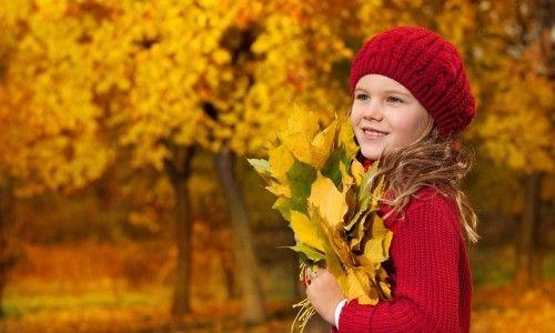 Як зміцнити імунітет дитини восени