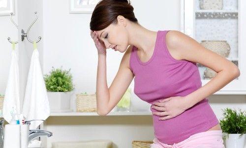 Як усунути печію при вагітності правильно