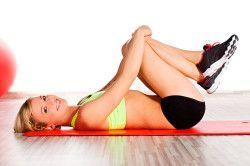Фізичні вправи при геморої