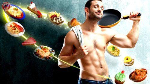 Необхідна кількість калорій в день для чоловіків