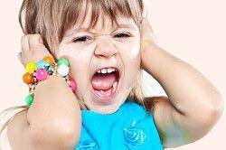 Неспокійний дитина при діабеті