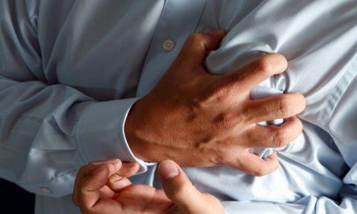 Основні симптоми серцевої недостатності у чоловіків