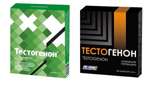 Препарат тестогенон на службі чоловічого здоров`я